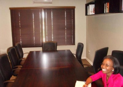 Our new Boardroom