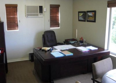 Rohiths new office