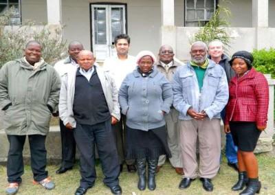 Mkambati Land Trust Board of Trustees