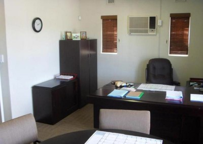 Rohith's new office